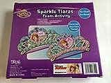 Sofia the First Sparkle Tiaras Foam Activity (Bundle of 3)