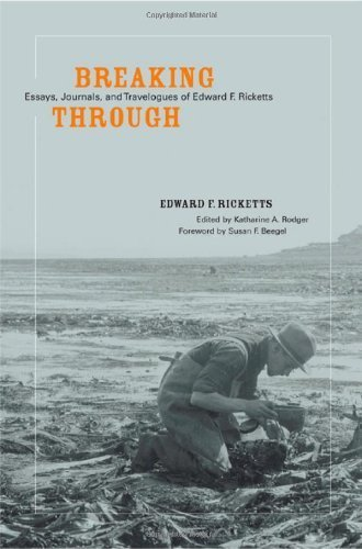 breaking edward essay f journal ricketts through travelogues