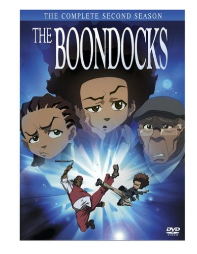 Cover art for  The Boondocks: The Complete Second Season