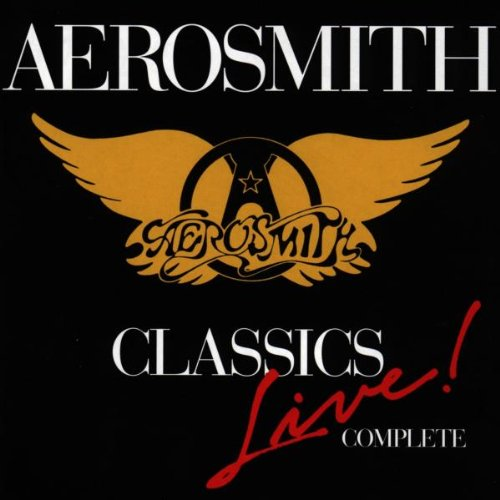 Aerosmith Album Covers