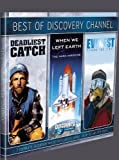Best of Discovery Channel (3 Series) - 9-DVD Box Set ( Deadliest Catch / When We Left Earth: The NASA Missions / Everest: Beyond the Limit )