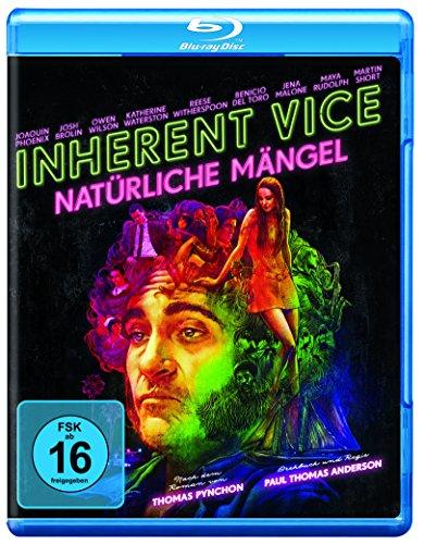 Inherent Vice - Natürliche Mängel (inkl. Digital Ultraviolet) [Blu-ray]