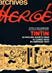 ARCHIVES HERG� T01 TINTIN, SOVIET, CO...