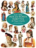 Old-time Men and Women Vignettes in Full Colour (Dover Pictorial Archive)
