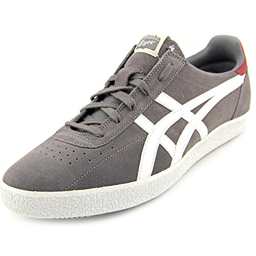 Onitsuka Tiger Vickka Moscow Fashion Sneaker,Grey/White,10 M US/11.5 Women's M US
