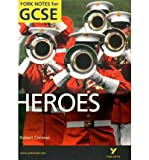 Geoff Brookes Heroes: York Notes for GCSE