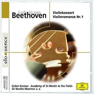 Violinkonzert Op.61/Violinromanze 1 (Eloquence)