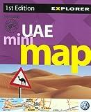 echange, troc Explorer Publishing - UAE Mini Map