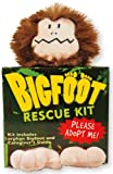 img - for Bigfoot Rescue Kit (Plush Toy and Book) book / textbook / text book