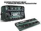 【正規輸入品】Kemper/ケンパー PROFILER POWER HEAD + REMOTEセット パワーアンプ内蔵