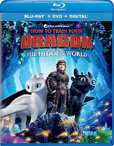 Train Your Dragon Hidden World