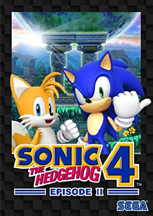 Sonic The Hedgehog 4 Episode 2 [Download]