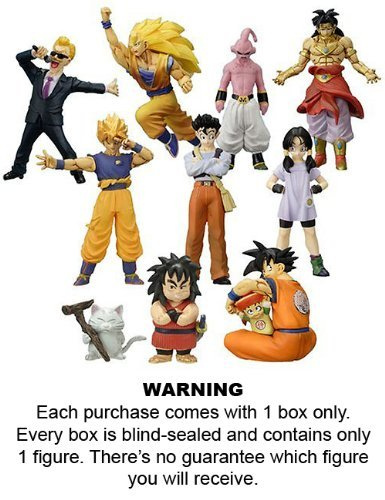 "Chozokei Soul DragonBall Z Vol. #10 (One ~2"" figure in randomly selected blind box) (Japanese Imported) - 1"
