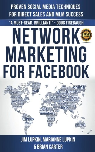 Network Marketing For Facebook: Proven Social Media Techniques For Direct Sales & MLM Success (Direct Selling Business compare prices)