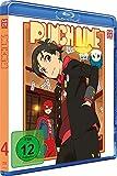 DVD Cover 'Punch Line - Vol. 4 [Blu-ray]