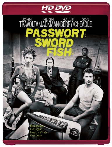 Passwort: Swordfish [HD DVD]