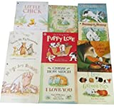 Various Gues How Much I Love You and Other Stories 10 books in a bag(You're all my favourites,All together now,Puppy love,Bynny my honey,Guess how much I love you,I love my little story book...)