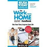 Work From Home Handbook: Flex Your Time, Improve Your Life (USA TODAY/Nolo Series) ~ Diana Fitzpatrick