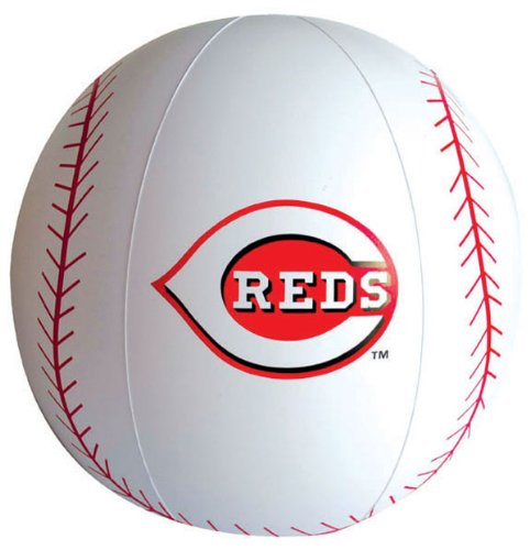 MLB Cincinnati Reds Beach Ball - 1