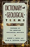 img - for AGI Dictionary of Geological Terms 260 book / textbook / text book
