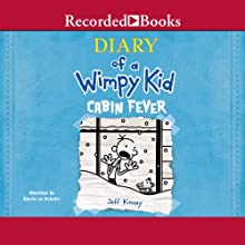 Diary of a Wimpy Kid: Cabin Fever Audiobook by Jeff Kinney Narrated by Ramon De Ocampo
