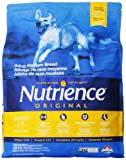 Nutrience Original Adult Medium Breed Dog Food, 18-Pounds, Chicken Meal with Brown Rice Recipe