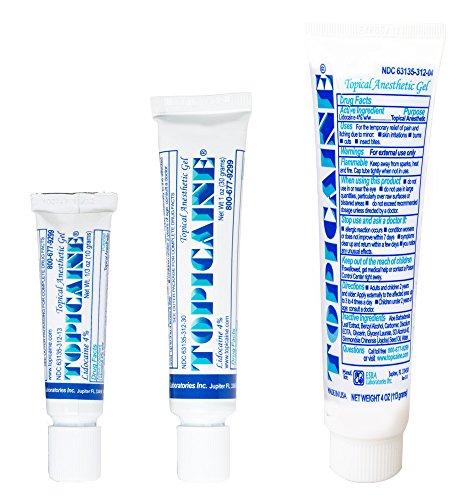 lidocaine cream onset