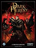 Dark Heresy Core Rulebook (Warhammer 40,000 Roleplay) [ハードカバー] / Owen Barnes, Kate Flack, Mike Mason (著); Fantasy Flight Pub Inc (刊)