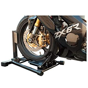 Amazon.com: TRACKSIDE Roll On Wheel Chock: Automotive