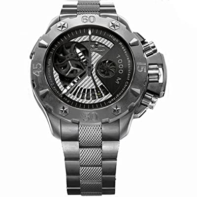 Zenith Men's 95.0527.4021/02.M530 Defy Xtreme Open Limited Edition Watch by Zenith