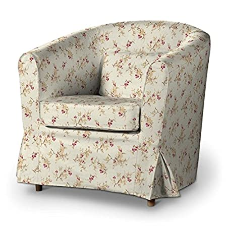 FRANC-TEXTIL 665-141-11 Ektorp Tullsta funda sillón, sillón funda, Ektorp Tullsta, Mirella, beige