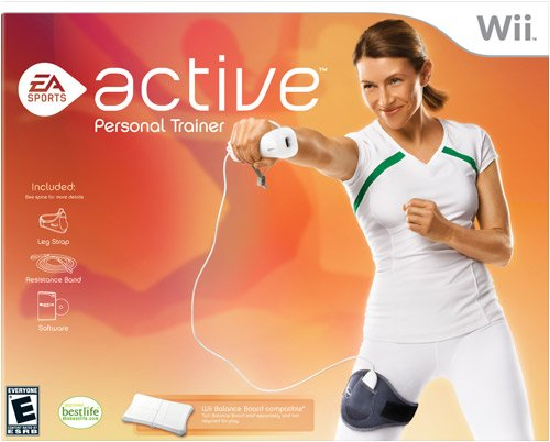 EA Sports Active - Nintendo Wii at Amazon.com