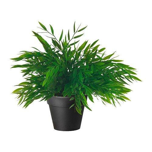 ikea-fejka-artificial-planta-en-maceta-casa-del-bambu-10-cm