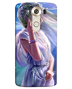 Back Cover for LG V10 By FurnishFantasy