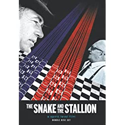 The Snake and The Stallion (Region Free)
