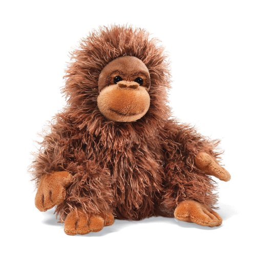 "Gund Orangutan Beanbag 8"" Plush"