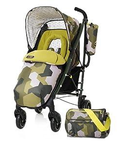 Cosatto Yo! Stroller Special Edition  (Camosatto) 2014 Range