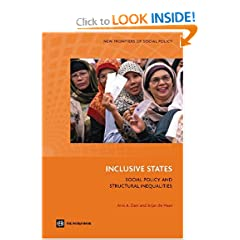 Inclusive States: Social Policy and Structural Inequalities (New Frontiers of Social Policy Series)