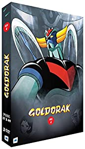 Goldorak - Box 4 - Épisodes 37 à 49 [Non censuré]