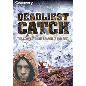 Deadliest Catch The Complete 4th Season (8 DVD Set) movie