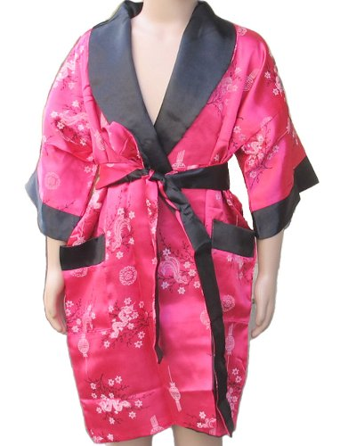 UNISEX CHILDREN BATH ROBE BEAUTIFUL COLOR FLOWER ROBE WITH COMPLIMENTARY