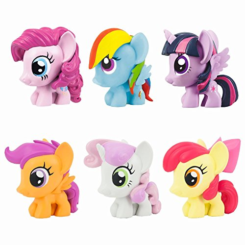 My Little Pony Fashems MashEms Blind Pack (Colors & Styles May Vary) Mini Figure - 1 Capsule per order - 1