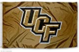 UCF Central Florida Golden Knights University Large College Flag