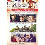 British Cinema: The Renown Pictures Literary Classics Collection (The Pickwick Papers / Tom Brown's Schooldays / Svengali) [Import]by James Hayter