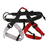 Imported Half Body Safety Harness Sit Belts Protector for Outdoor Climbing Rappelling