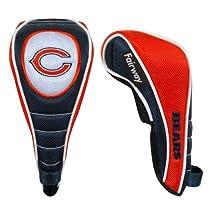 Chicago Bears Shaft Gripper Fairway Headcover