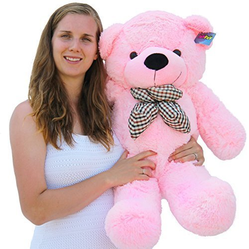 Joyfay-39-100cm-Pink-Gaint-Teddy-Bear-Stuffed-Toy