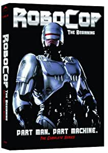 Robocop Complete Series