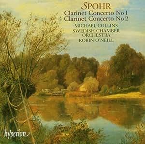 Clarinet Concertos 1 & 2
