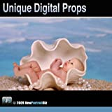 Digital Photography Props and Photographic Backgrounds V5